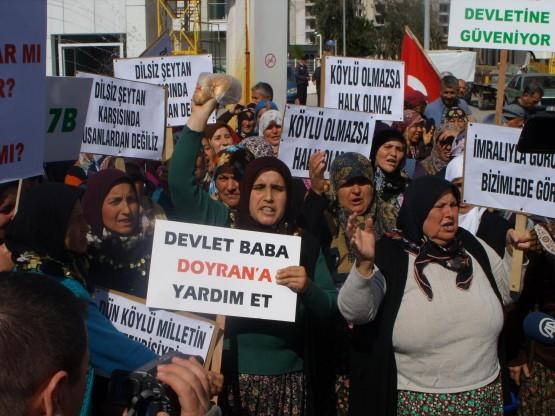 ANTALYA'DAN YÜKSELEN TEHLİKE SİNYALLERİ!