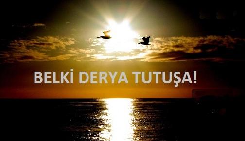 BELKİ DERYA TUTUŞA!