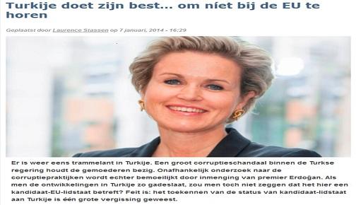 TÜRKİYE'DE YAŞANANLAR, HOLLANDA'DA NASIL ALGILANIYOR?