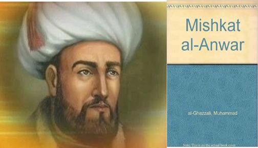 MONOTHEISM VERSUS MONISM IN AL-GHAZALI'S MISHKAT AL-ANWAR