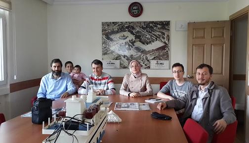 İHH ANKARA'YI ZİYARET ETTİK