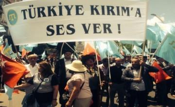 KIRIM MİTİNGİ'NDEN NOTLAR