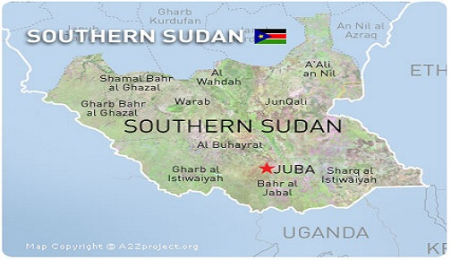SOUTH(ERN) SUDAN