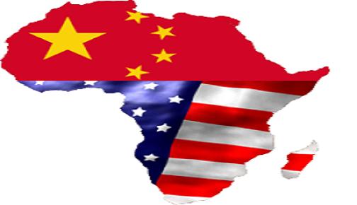 AFRİKA'DA ABD-ÇİN SAVAŞI