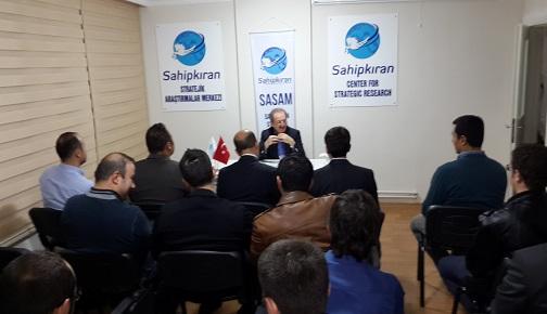 PROF.DR.YUSUF BALCI'YI KONUK ETTİK