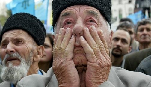 KIRIM'DA 1 YIL SONRA: KAYBEDENLERDEN BİRİ DE KIRIM TATARLARI
