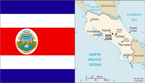 ORTA AMERİKA'NIN EN GÜVENLİ ÜLKESİ; KOSTA RİKA