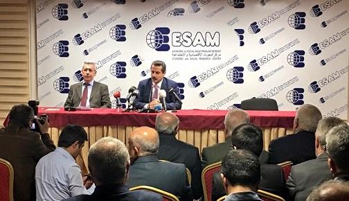ESAM'DA TARIM VE HAYVANCILIK POLİTİKALARI KONUŞULDU