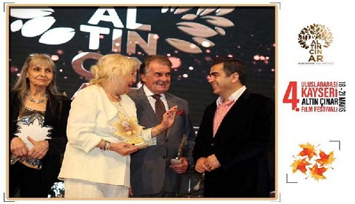 SASAM, KAYSERİ ALTIN ÇINAR FİLM FESTİVALİ'NDE