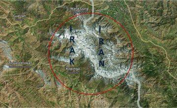PKK'NIN MERKEZ ÜSSÜ; KANDİL DAĞI