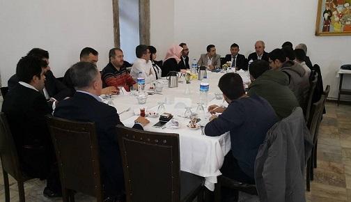 SASAM İSTANBUL ŞUBESİ 2. İSTİŞARE TOPLANTISI GERÇEKLEŞTİ