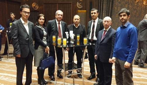 KAZAKİSTAN'IN BAĞIMSIZLIĞININ 25. YIL DÖNÜMÜ KUTLANDI