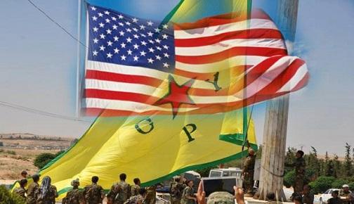 SURİYE'DE ABD İLE AYRIŞMA EN ÜST SEVİYEDE; ABD, YPG'YE SİLAH YARDIMINI YASALLAŞTIRDI