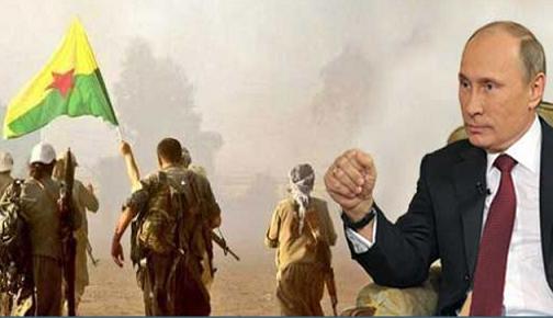 RUSYA'NIN PYD/YPG POLİTİKASI