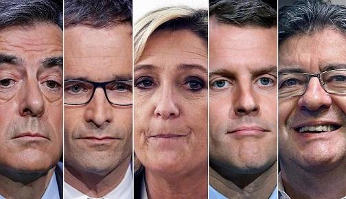 FRANSA'DA CUMHURBAŞKANLIĞI SEÇİM YARIŞI BAŞA BAŞ GİDİYOR