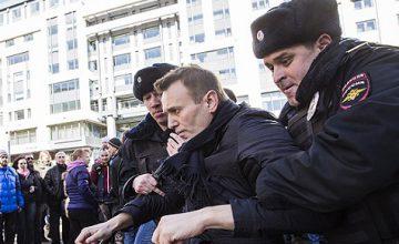 RUSYA'DA PROTESTO GÖSTERİLERİ  VE RUS MUHALEFETİ