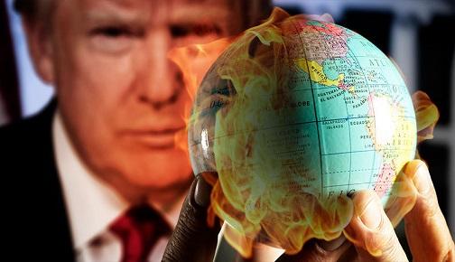 PARİS İKLİM ANLAŞMASI'NDA HAYAL KIRIKLIĞI; ABD ANLAŞMADAN ÇEKİLDİ