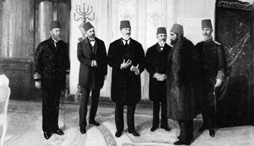 II. ABDÜLHAMİD'İ TAHTTAN İNDİRENLER VE SAİD NURSİ