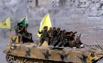 YPG'NİN RAKKA'YI ELE GEÇİRMESİ VE SURİYE HALKLARI KONGRESİ