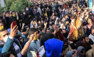 HOW IS THE WORLD REACTING TO THE PROTESTS IN IRAN?
