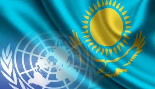 NON-PERMANENT MEMBERSHIP OF KAZAKHSTAN TO THE UN SECURITY COUNCIL