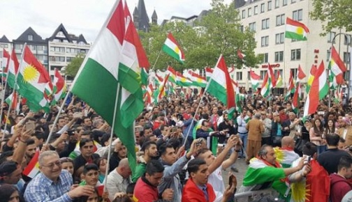 THE KURDISH DIASPORA IN EUROPE