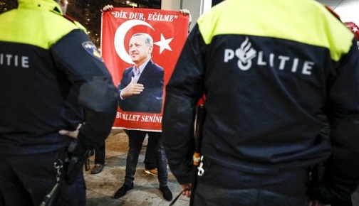 TURKISH PRESIDENTIAL ELECTIONS IN EUROPE