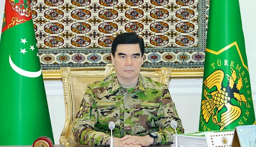 TURKMENISTAN'S PEACE AND SECURITY STRATEGY: JOINING EFFORTS IN COUNTERING TERRORISM