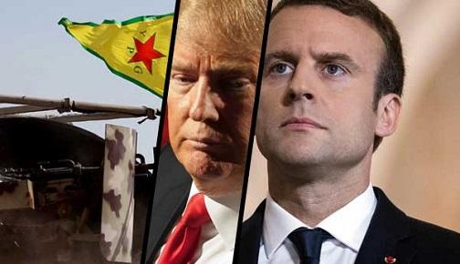 TRUMP'IN SURİYE'DEN ÇEKİLME KARARI VE FRANSA'NIN TUTUMU