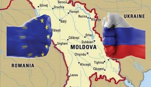 MOLDOVA'DA AB-RUSYA MÜCADELESİ KIZIŞIYOR