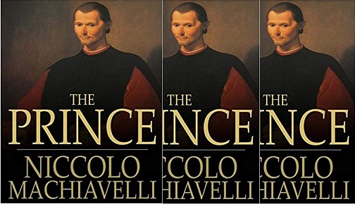 THE PRINCE, BY MACHIAVELLI (BOOK REVIEW)