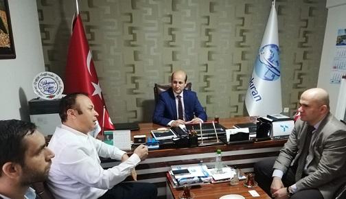 RUSYA BİLİMLER AKADEMİSİ'NDEN SASAM'A ZİYARET