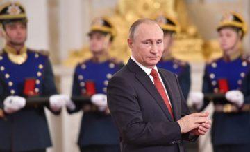 CAN ÇEKİŞEN RUSYA'DAN KÜRESEL GÜCE PUTİN RUSYA'SI