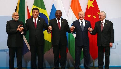 KÜRESEL GÜÇ MÜCADELESİNDE YÜKSELEN MEDENİYETLER: BRICS
