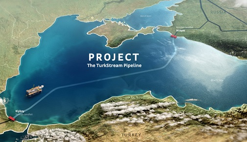 TURKSTREAM: RUSSIAN TROJAN HORSE TO EUROPE