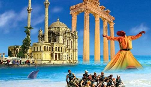 TÜRKİYE'DE TURİZME DEĞER KATMAK