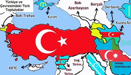 """MAVİ TÜRK KUŞAĞI PROJESİ KAPSAMINDA """"LOBİCİLİK"""""""