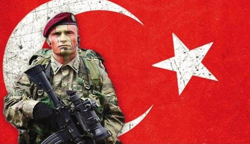 SELAM TÜRK'ÜN BAYRAĞINA, SELAM TÜRK'ÜN ASKERİNE!
