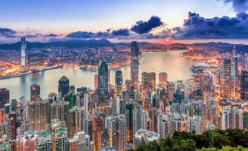 HONG KONG: PLACE WHERE EAST MEETS WEST