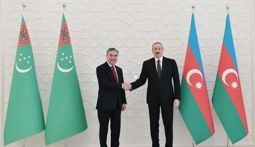 HAZAR'IN İKİ YAKASINDA OĞUZ'UN İKİ DEVLETİ: AZERBAYCAN VE TÜRKMENİSTAN