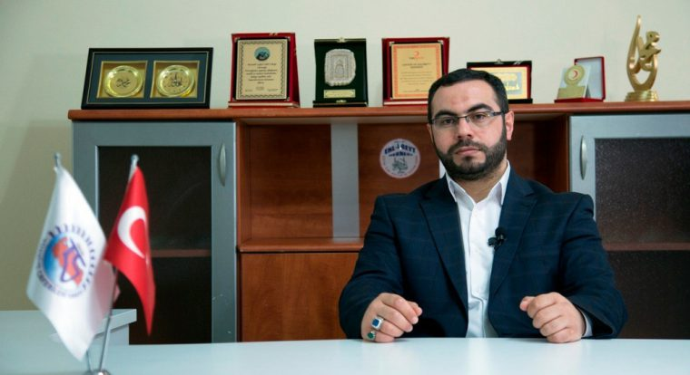 TÜRKİYE CAFERİLERİ VAKFI GENEL SEKRETERİ HASAN APAYDIN'LA RÖPORTAJ