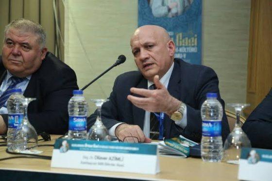BÜTÖV AZERBAYCAN OCAKLARINDAN DOÇ. DR. DİLAVER AZİMLİ İLE RÖPORTAJ