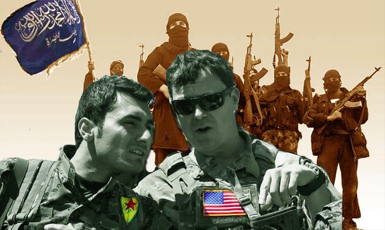ABD VE PKK/YPG için DEAŞ