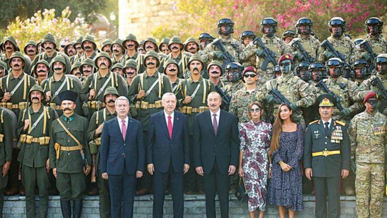AZERBAYCAN TÜRKİYE İLİŞKİLERİ VE 15 EYLÜL 1918 BAKÜ ZAFERİ