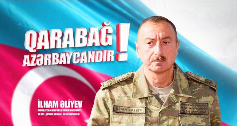 İLHAM ALİYEV, PAŞİNYAN'I MAĞLUB EDİYOR