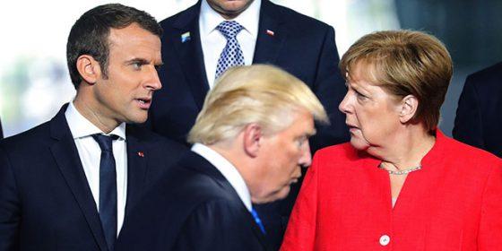 FRANSA, ABD VE AB'DE YENİ LİDERLİK MÜCADELESİ