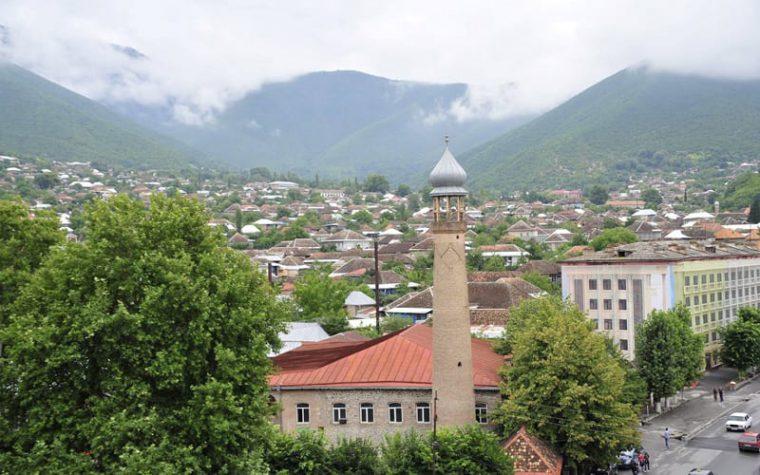 AZERBAYCAN'IN TARİHİ VE KÜLTÜREL MİRASINA KARŞI ERMENİ TERÖRÜ