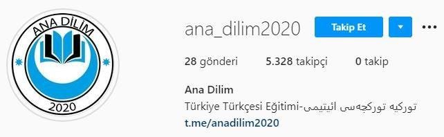 """ANA DİLİM-2020"" PROJESİ BAŞLATILDI"