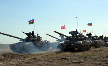 TÜRKİYE VE AZERBAYCAN, ERMENİSTAN SINIRINDA BÜYÜK BİR TATBİKAT DÜZENLEMEYİ PLANLIYOR