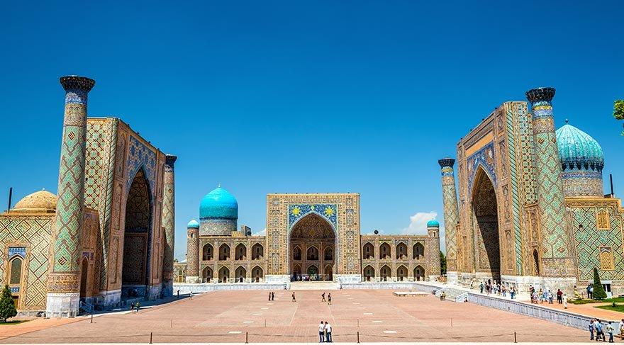 UZBEKISTAN'S LEGAL AND JUDICIAL REFORM PATH IN TEN STEPS